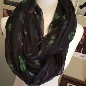 Hot topic infinity scarf